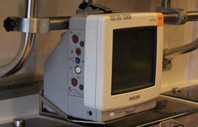 Fäste MP Holder till Philips IntelliVue MP5